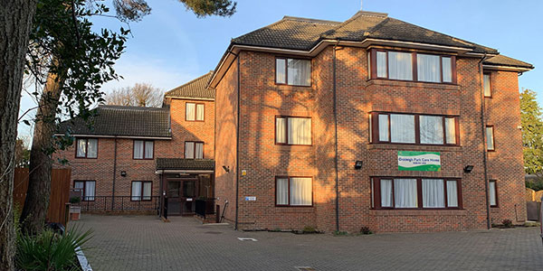 Oakleigh Park Residential Care Home